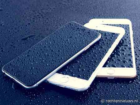 Tot 36 maanden gevangenisstraf voor diefstal van 300 iPhones