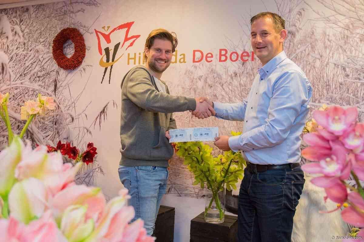 Gerwin van der Vijver maandwinnaar Grand Slam actie