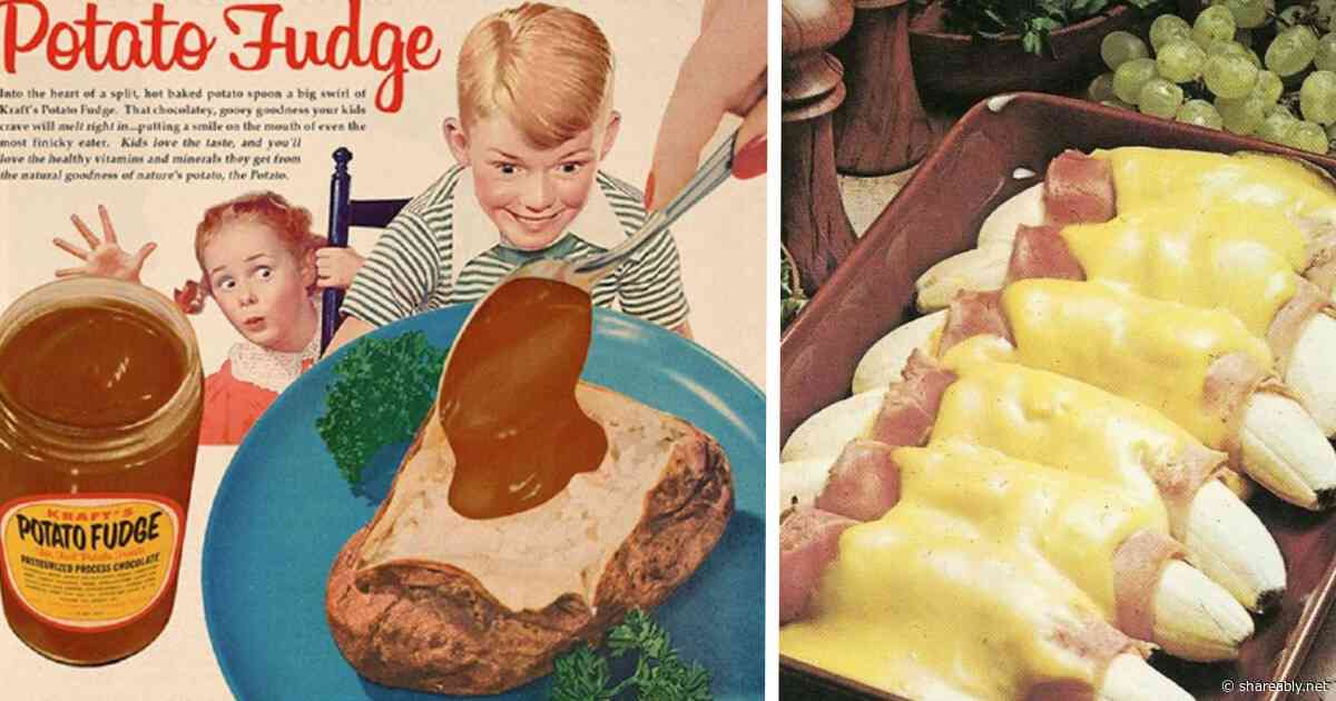 75 recipes from the past that show how even our tastebuds have evolved