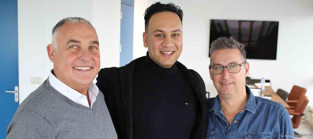 Djordy Giesbers aan de slag als Sales Account Manager Vuelandia