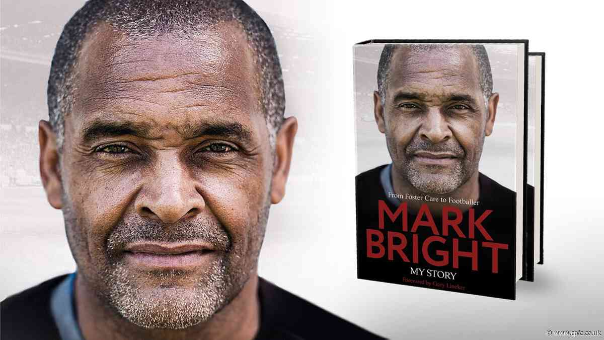 Meet Mark Bright at signing event in Bromley today!