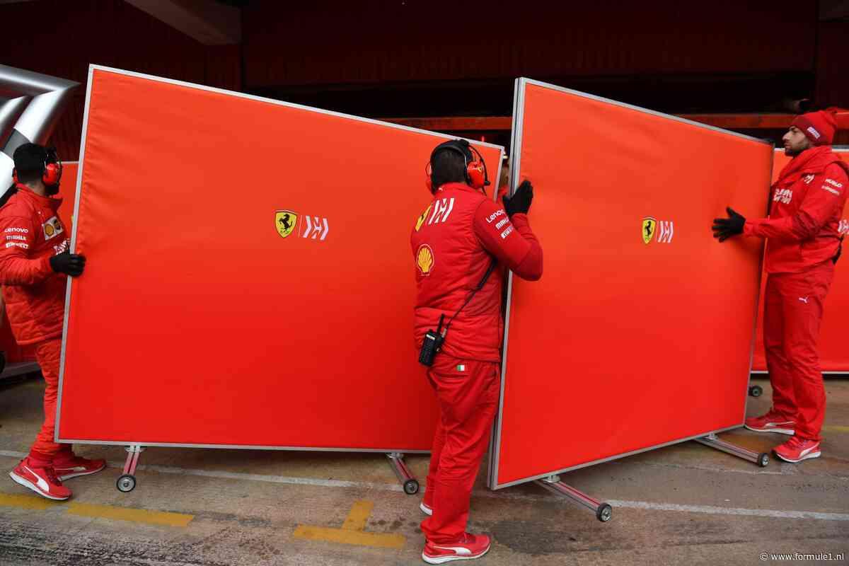 FIA verbiedt schermen tijdens testdagen: 'Aantrekkelijker voor fans en media'
