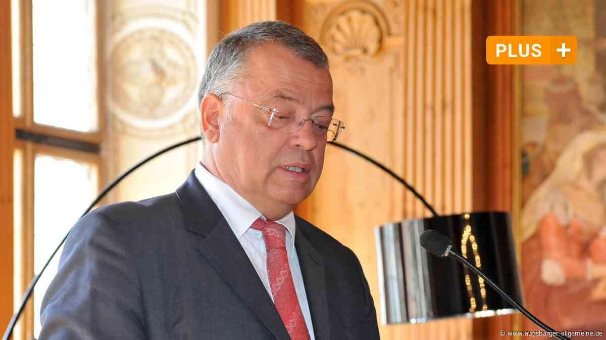 Ex-OB Lehmann klagt gegen die Stadt Landsberg