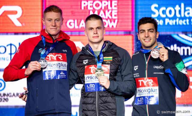 2019 European SC Championships: Day 2 prelims live recap