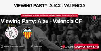 Valencia-fans ontdekken dure fout: gekochte Ajax-tickets zijn voor Ziggo Dome