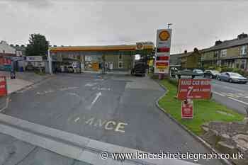 Man to appear in court on suspicion of attempted robbery at Darwen petrol station