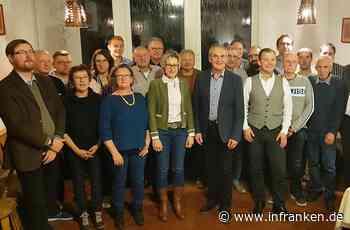 Konrad Rosenzweig führt die CSU Wiesenttal in die Kommunalwahl