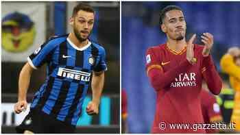 Inter-Roma, sfida tra corazzate. Nessuno come loro sulle palle alte