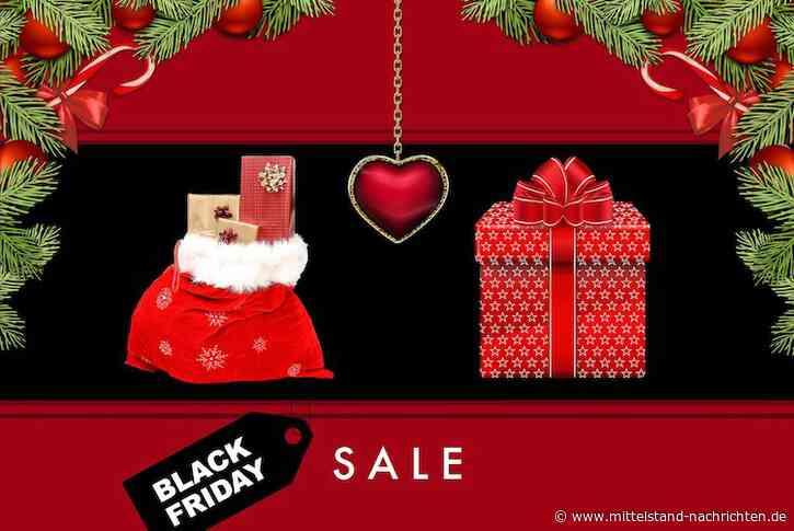 Features und Angebote am Black Friday
