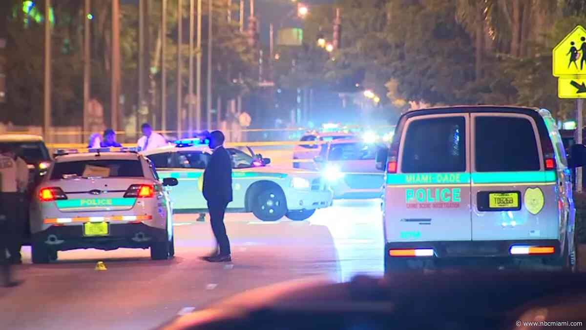 Man in Custody After Police Involved Shooting in Miami-Dade