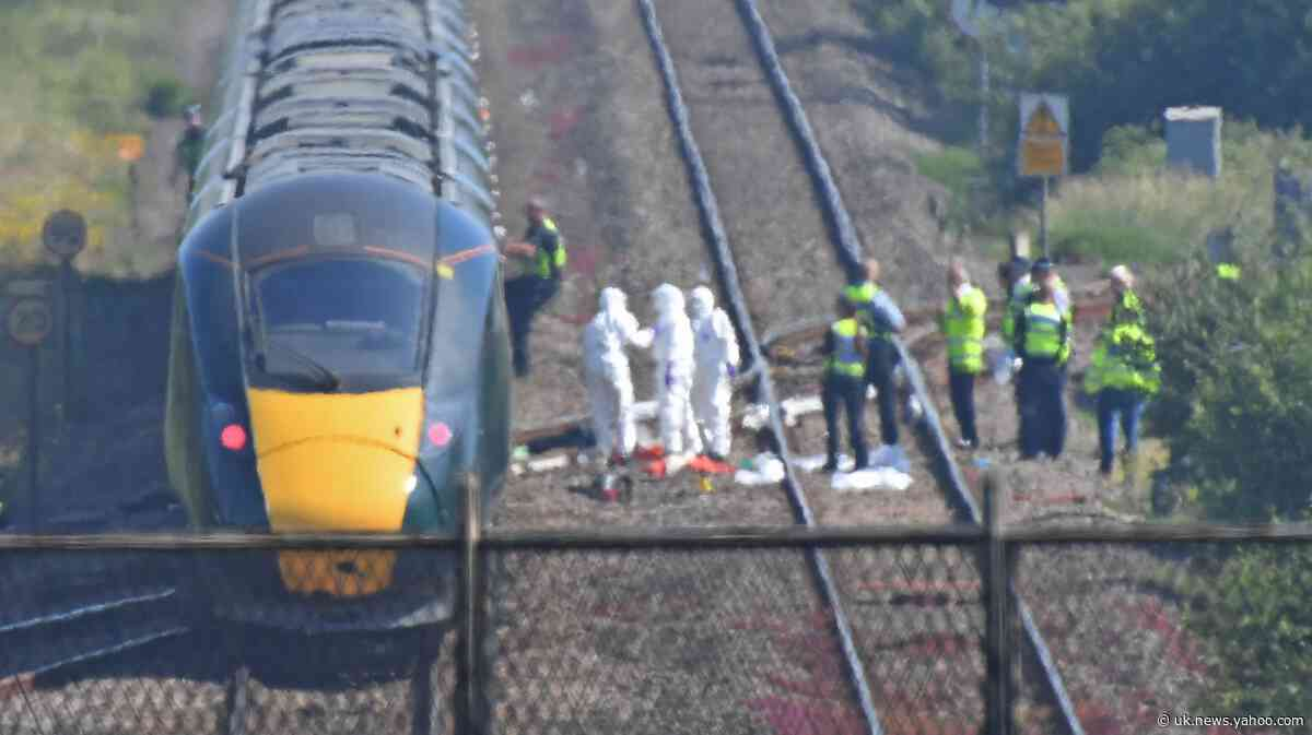 Fatal track work was 'due to start after line closure'