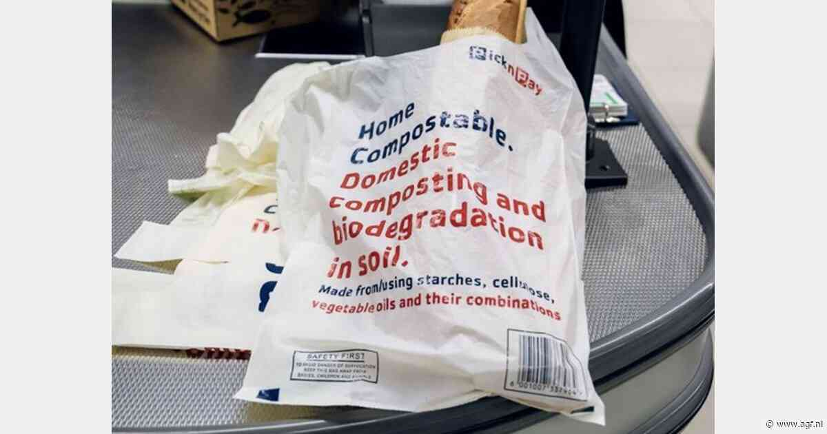 Hoe kan de plastic tas vervangen worden?