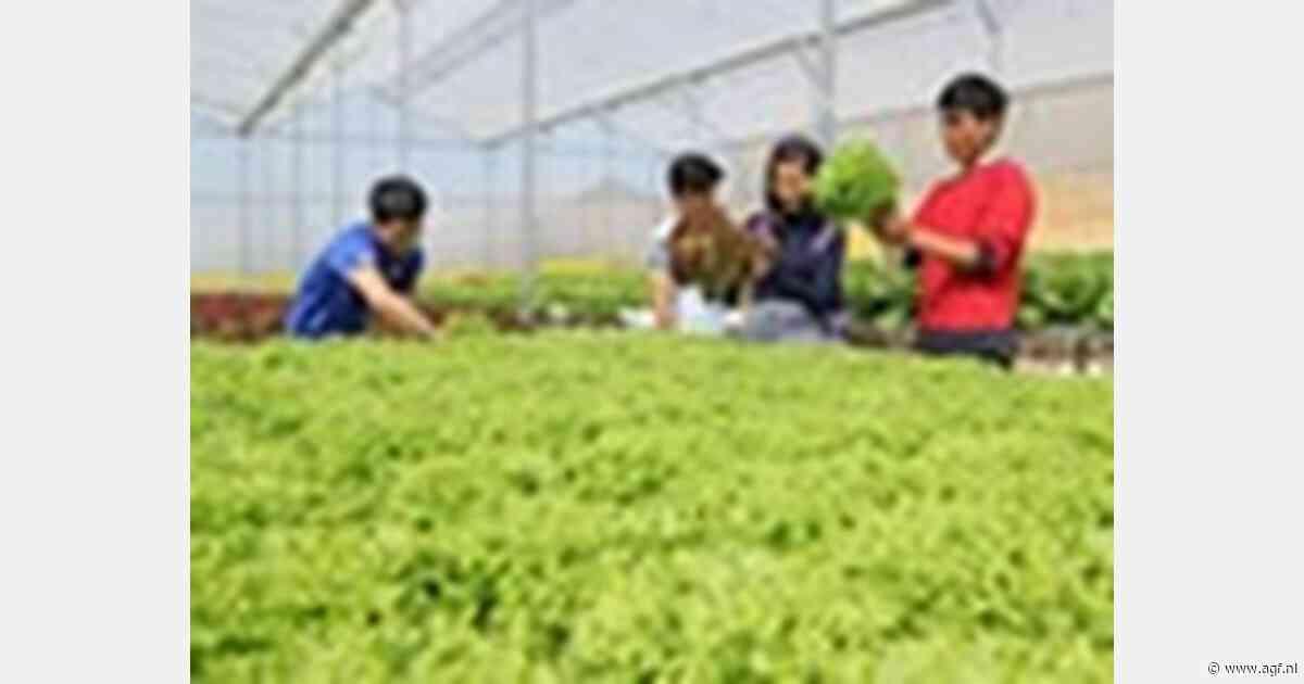 Vietnamese landbouwminister bezoekt Nederland