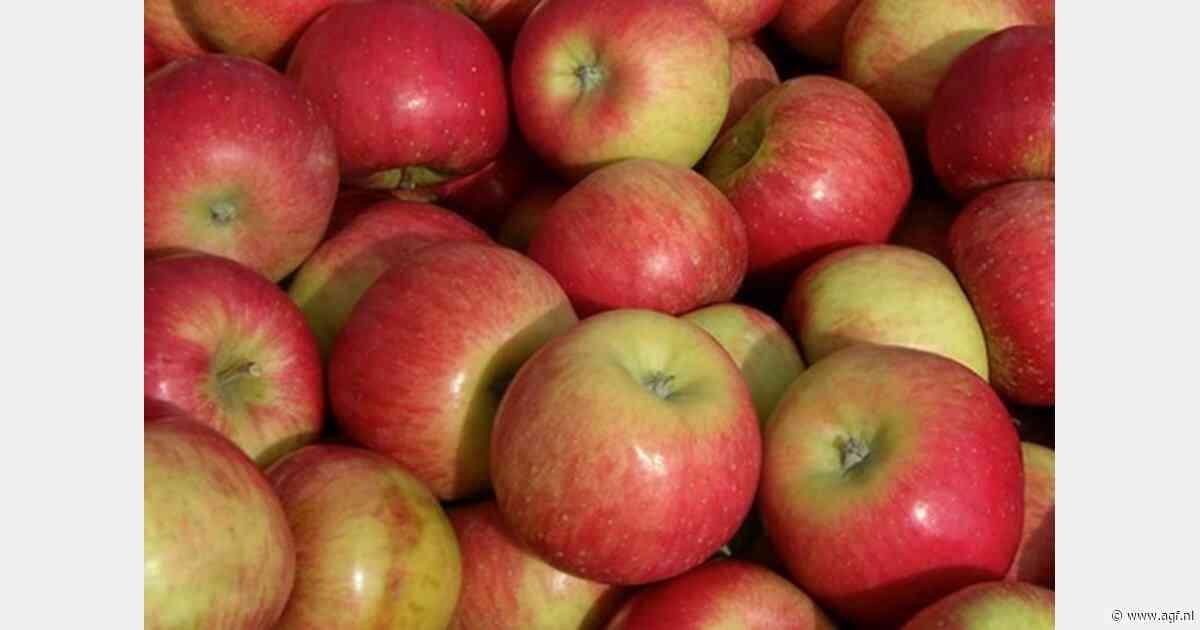In december nog Noorse appelen in de winkel