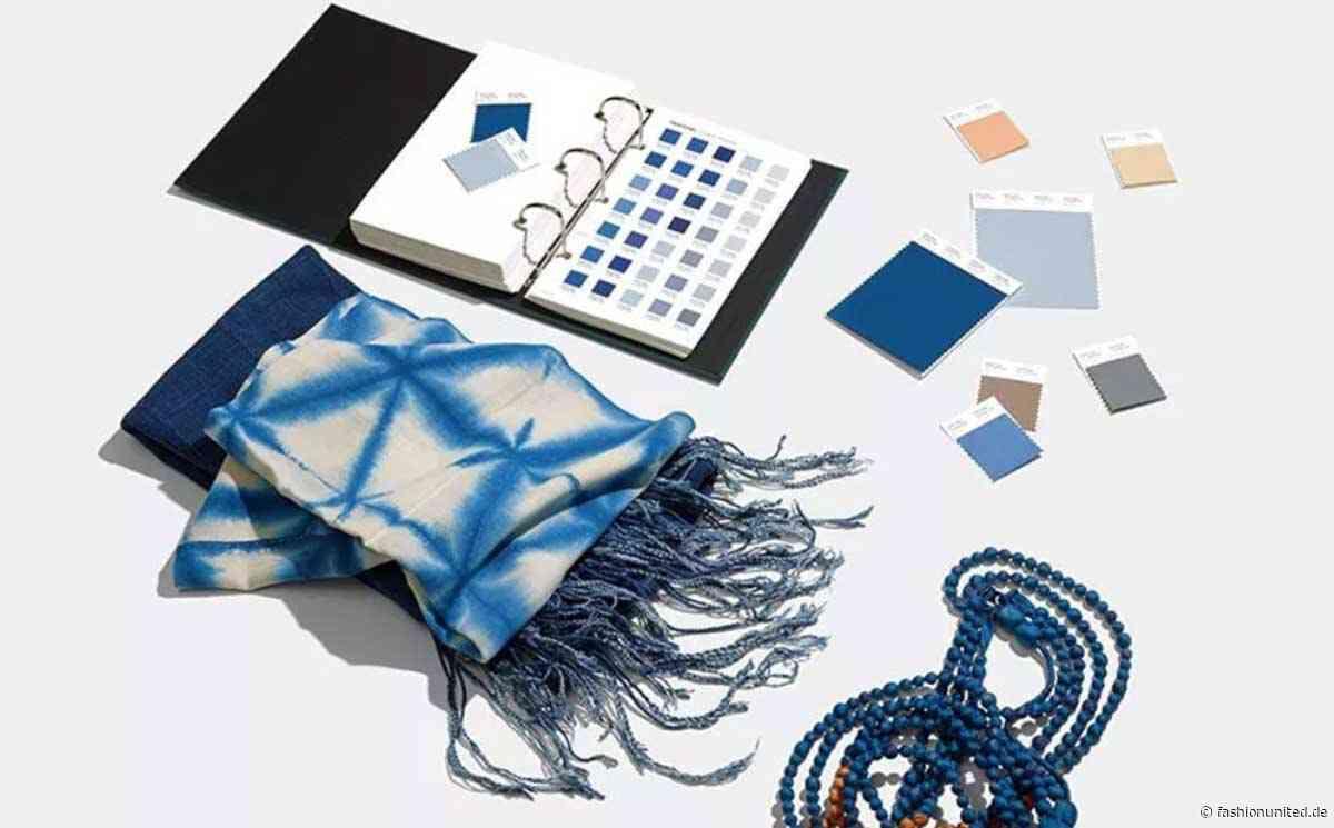 Pantone ruft Classic Blue zur Farbe des Jahres 2020 aus