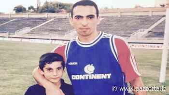 Inter-Roma, l'armeno Mkhitaryan nella partita di Djorkaeff