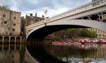 Bodies of two men found on boat moored in York city centre
