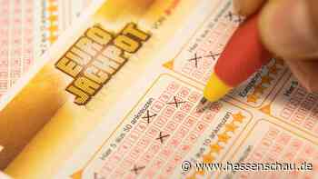 30 Millionen - Eurojackpot geht nach Hessen