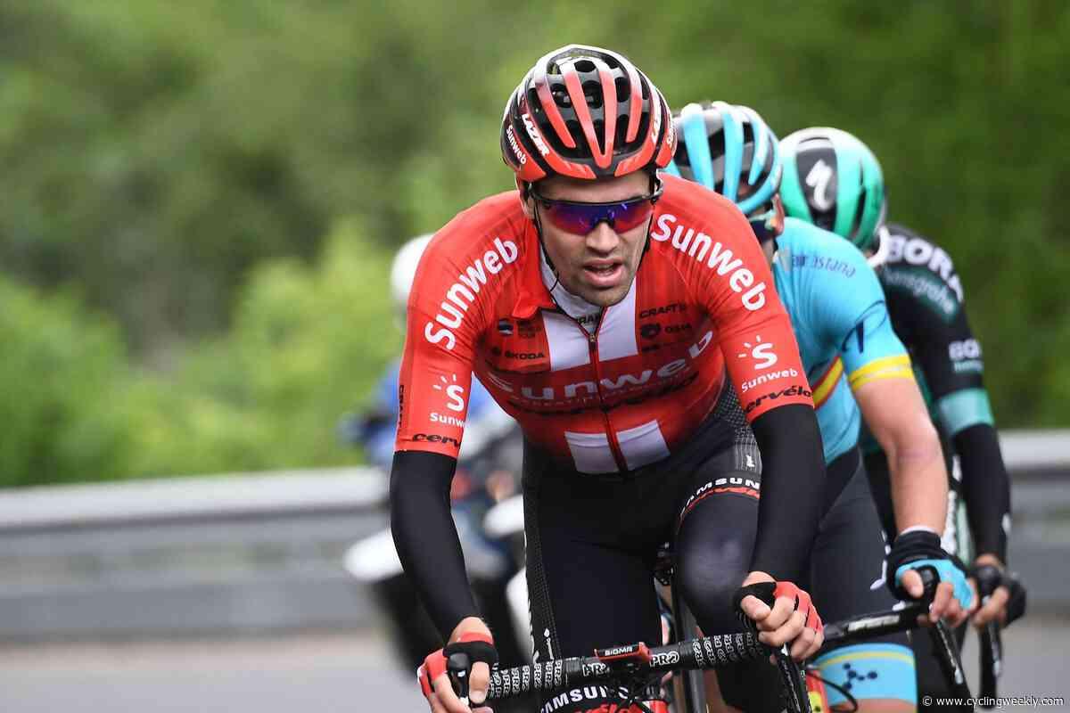 Jumbo-Visma say Tom Dumoulin has fully recovered from knee injury