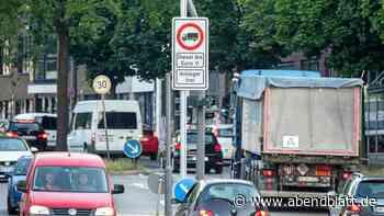 Luftverschmutzung: In Hamburg drohen neue Diesel-Fahrverbote