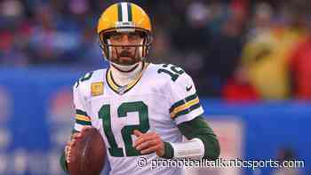 Aaron Rodgers: These opportunities don't come along all the time
