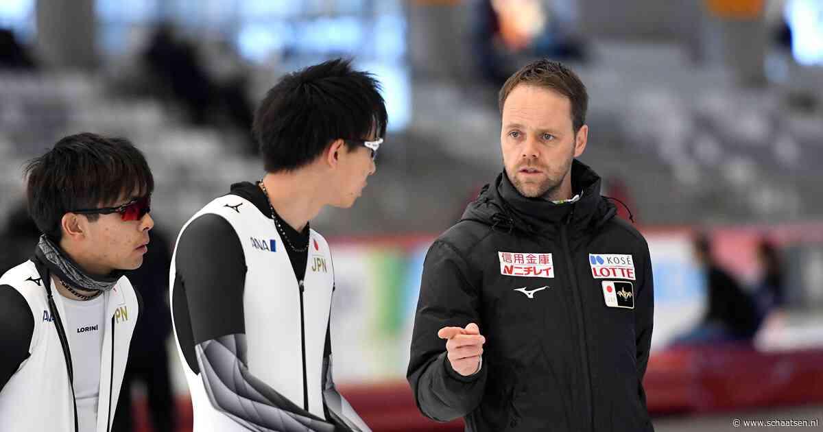 Japanse schaatsers mijden Nur-Sultan: 'We moeten keuzes maken'