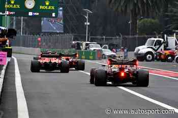 F1 changes controversial weighbridge rule for 2020