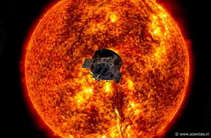 Revolutionaire Parker Solar Probe-missie vindt eerste hints voor stofvrije zone rond de zon