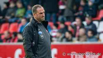 Fußball: Heidenheim ohne personelle Probleme zum Spiel nach Hamburg