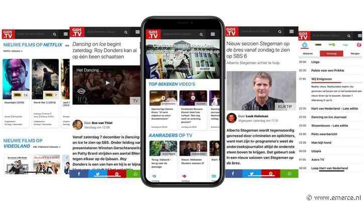 Talpa Network nieuwe eigenaar van TVGids.tv en Gids.tv