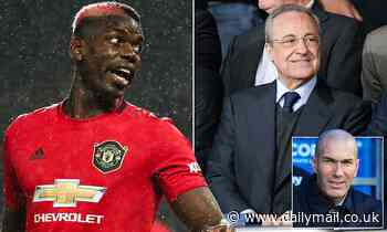 Real Madrid president Florentino Perez will only sign Man United star Paul Pogba for less than £50m