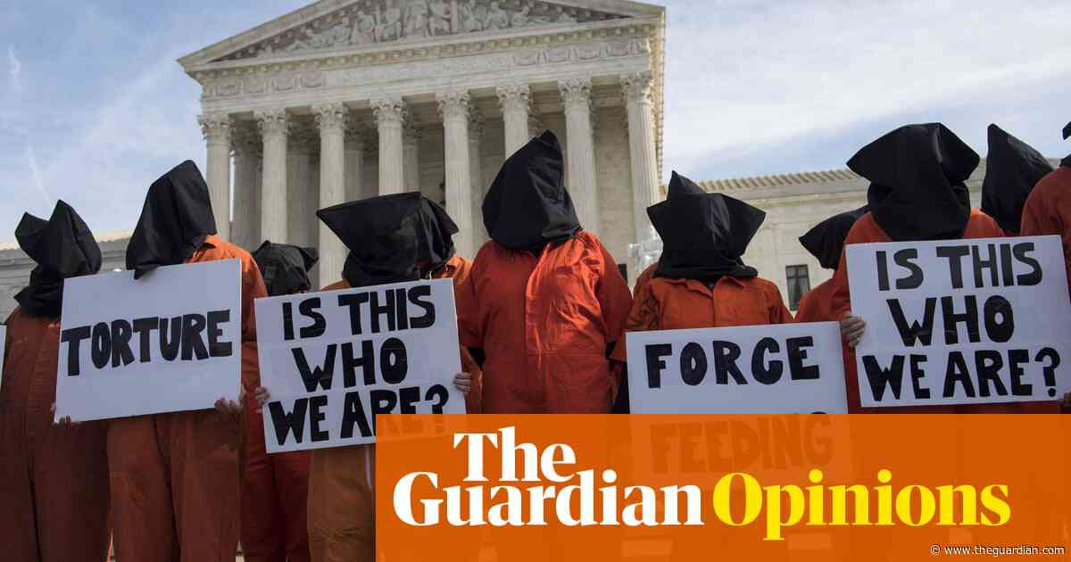 I'm innocent but still in Guantánamo because Trump is denying me justice | Ahmed Rabbani
