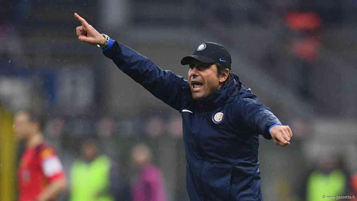 """Inter-Roma, Conte in conferenza: """"Non sarà la partita della svolta"""""""