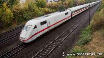 Bahn investiert so viel wie nie ins Schiennetz