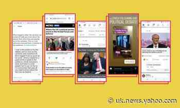 Secrets of their smartphones: see how voters follow the news in memes