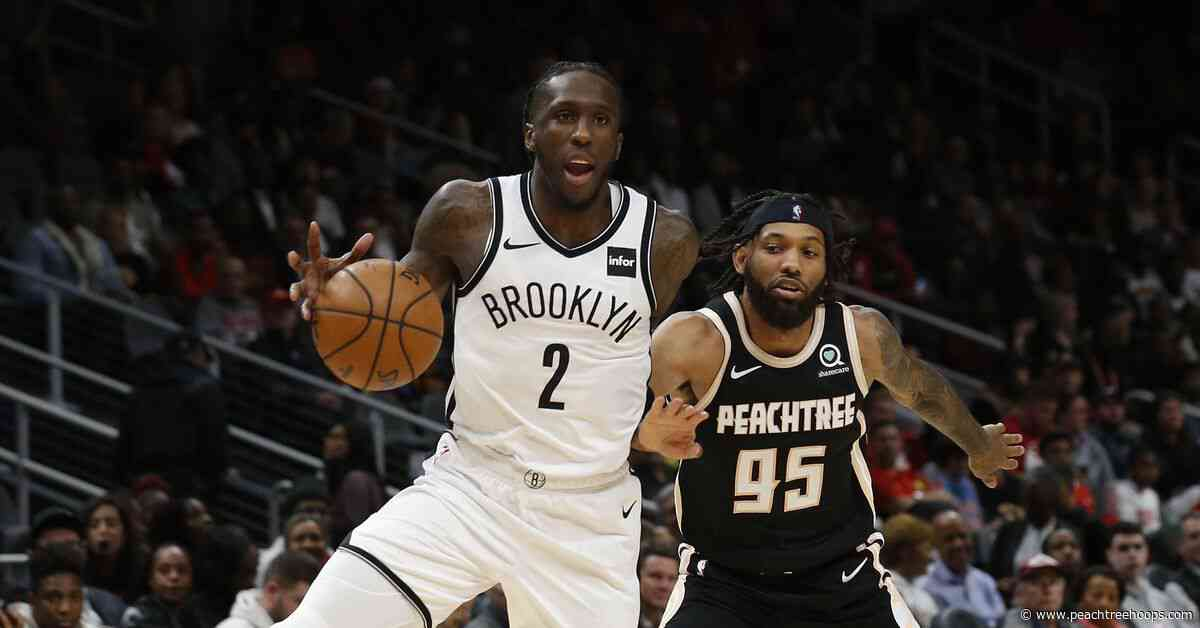 Defensive struggles continue for Hawks in home loss to Nets