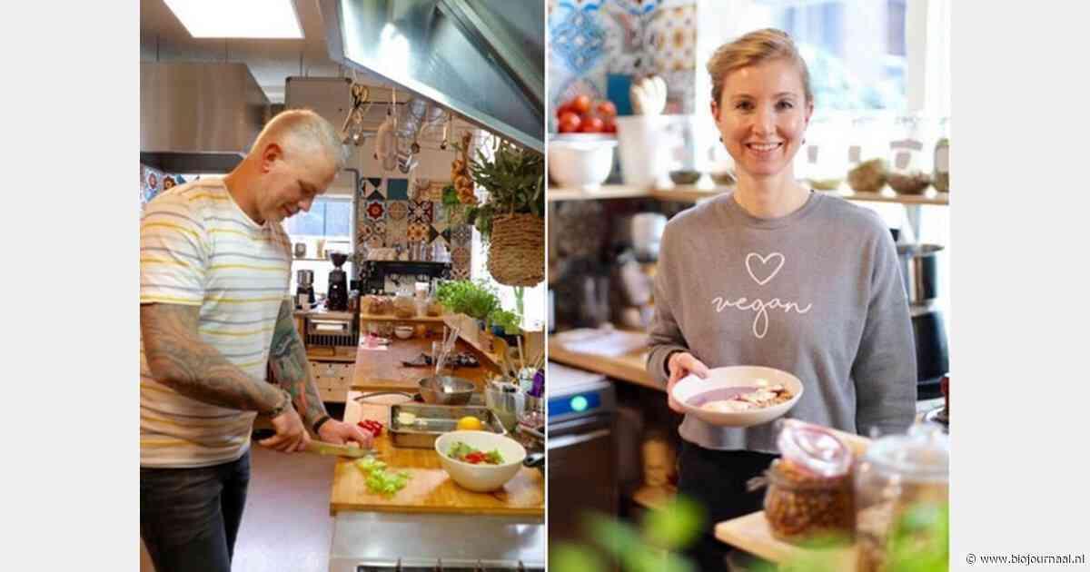 Nieuwe ondernemers Bindicafe kiezen voor plantaardige keuken