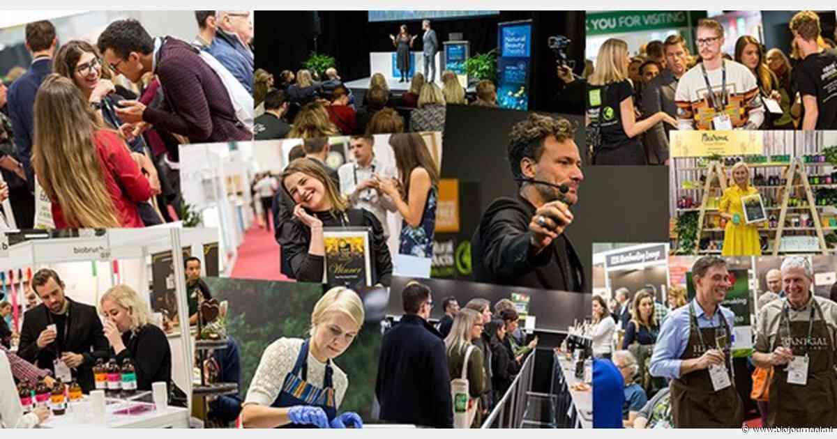 4.836 bezoekers voor Eco Life Scandinavia & Nordic Organic Food Fair (+8%)