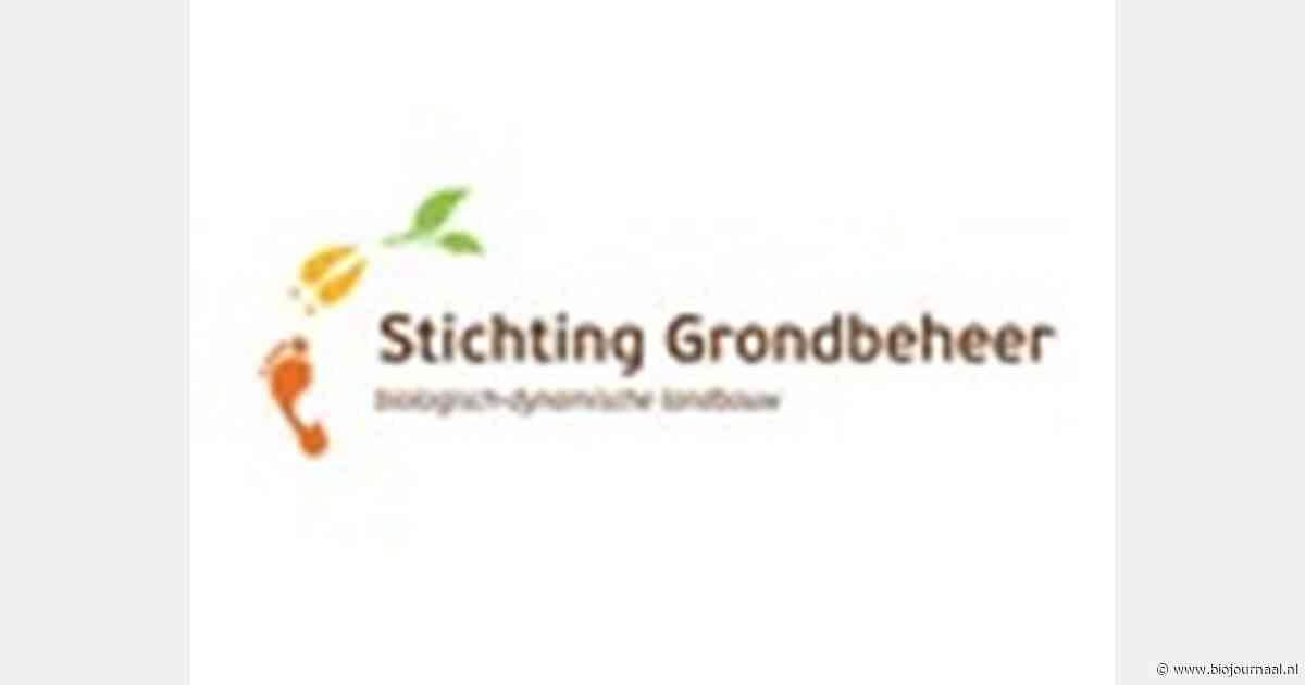 Biodynamische zorgboerderij schenkt 1,2 hectare aan Stichting Grondbeheer