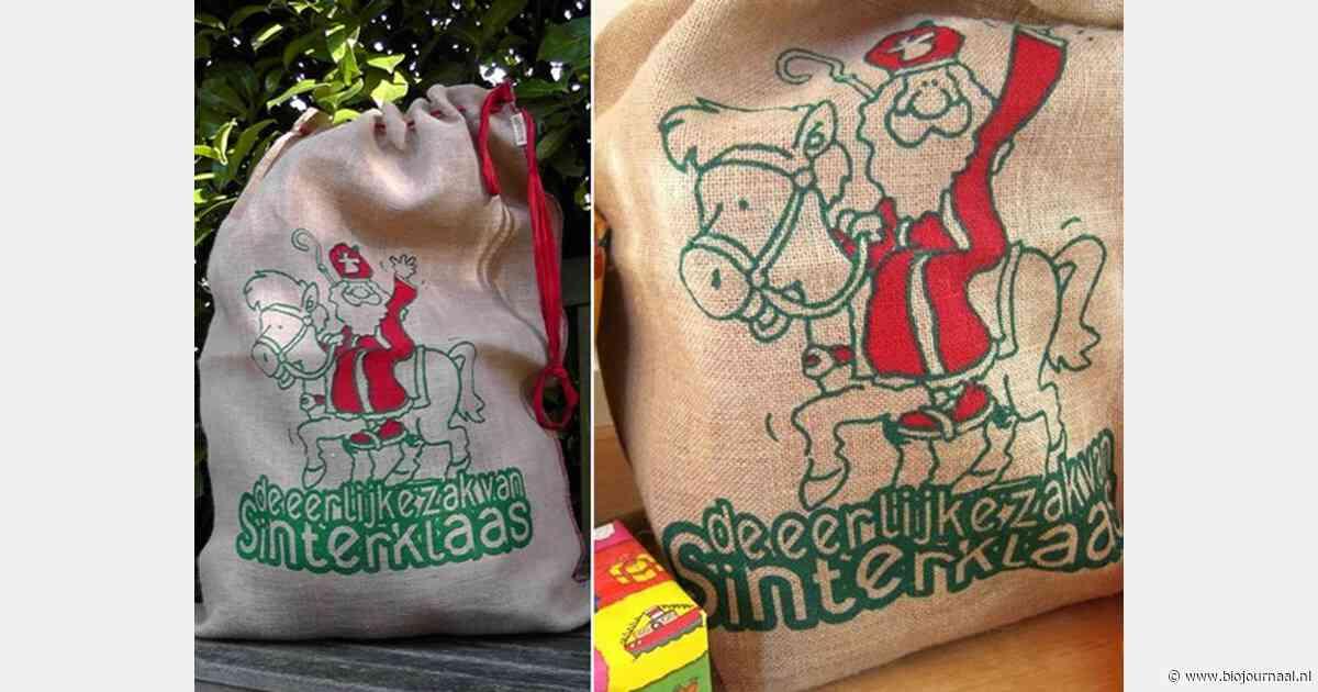 """""""De eerlijke zak van Sinterklaas bestaat"""""""