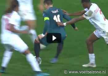 VIDEO - De UEFA geniet na van heerlijke actie van Dusan Tadic in CL