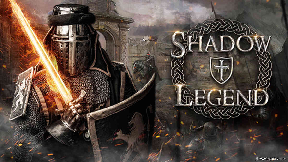 Medieval Adventure 'Shadow Legend' to Launch on PSVR in January, Trailer Here