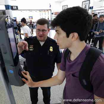 CBP Aims to Sweep US Citizens into Facial-Recognition Database