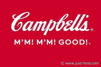 Campbell Soup Co. cuts sales guidance but sees positive developments in soup