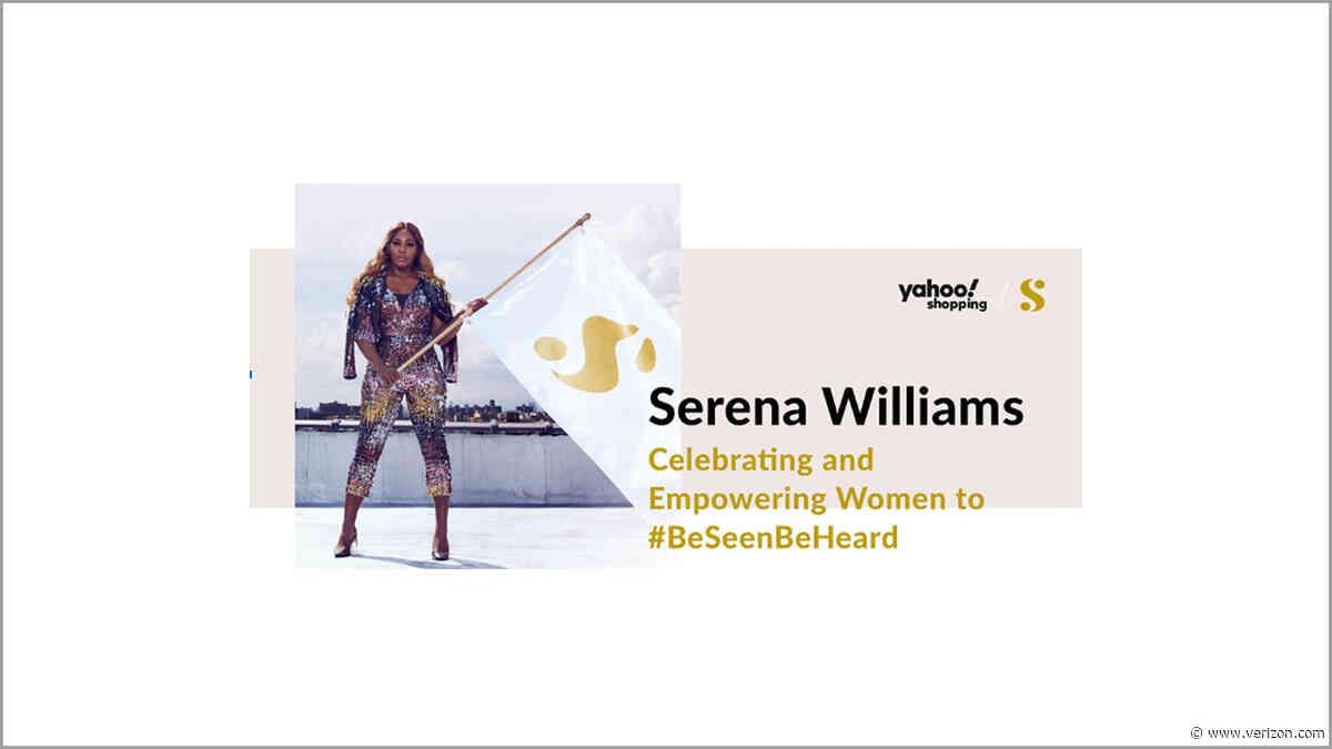 Verizon Media and Serena Williams launch shoppable video series