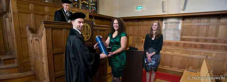 Universiteit Leiden: Meer vrouwen dan mannen gepromoveerd in 2019