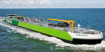 Titan LNG upscales with plan for new 8,000-cbm bunker barge