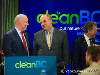 James Glave and Brendan Haley: The unheralded backbone of B.C.'s winning climate plan