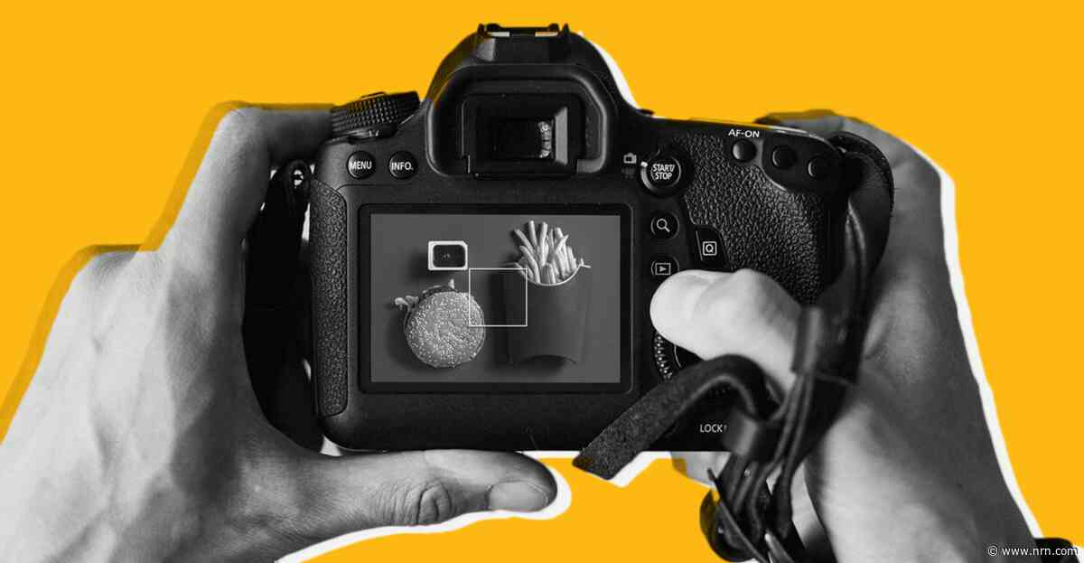 Food photography tips on a budget
