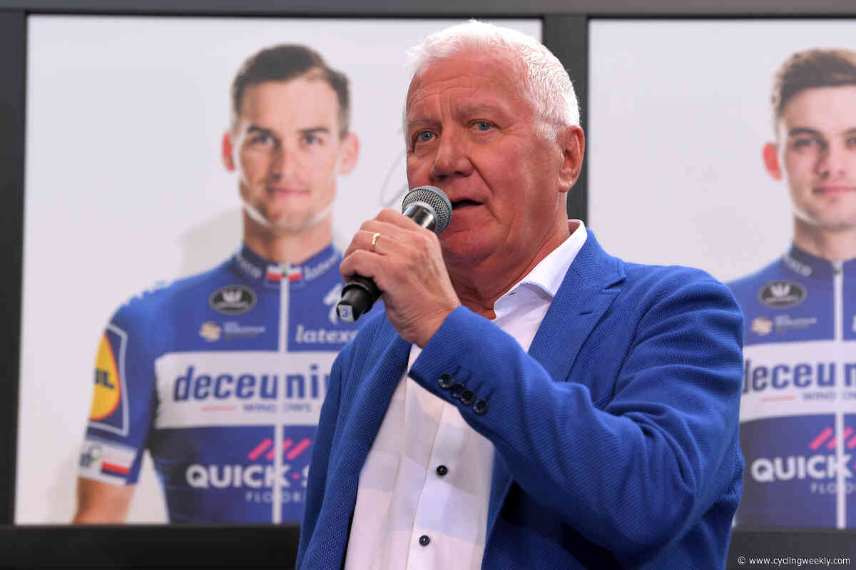 Patrick Lefevere looks to ahead retirement as Tom Boonen could become his successor at Quick-Step